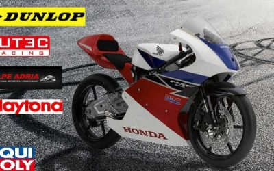 New wings for Honda talent challenge powered by Dunlop